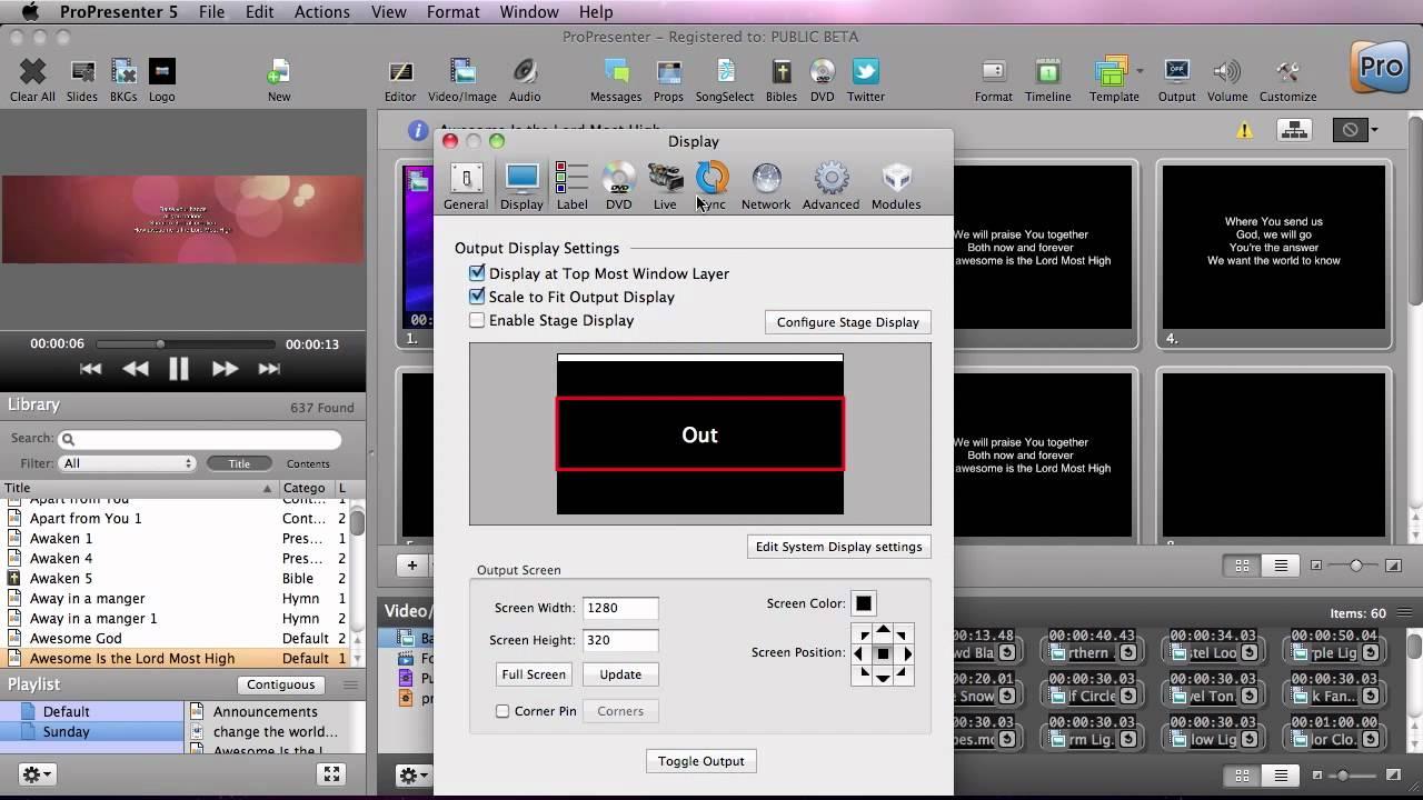 Propresenter 5 Mac Torrent