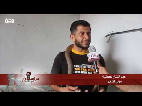 عسلية .. ملك الافاعي في غزة يصطادها ويقتنيها ويحلم بزواحف اخرى