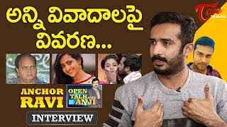 Anchor Ravi Exclusive Interview