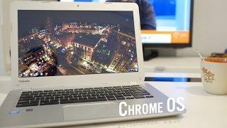 Chrome OS, Así Es El Sistema Operativo De Google Para Los