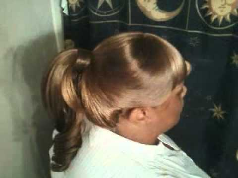 Quick Weave Hairstyles With