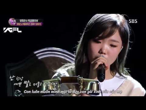 Ca khúc Kpop xúc động về mẹ