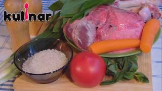 Рецепта за агнешка чорба / супа