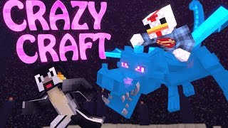 Minecraft CrazyCraft OreSpawn Modded Survival Ep 10