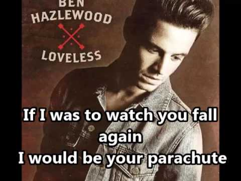 Ben Hazlewood - Parachute (Lyrics on screen)