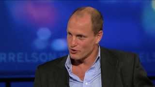 Woody Harrelson On George Stroumboulopoulos Tonight