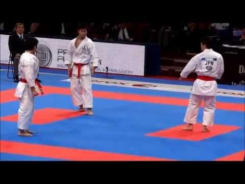 Bunkai Onsu (Karate) By Japan