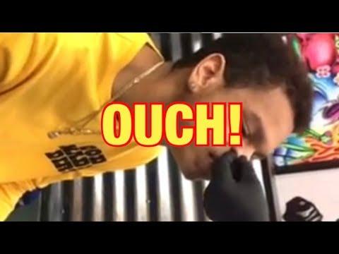 PIERCINGS GONE WRONG!!!!!!!