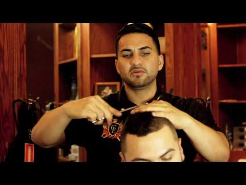Latin Gumby Hair Cut Tutorial
