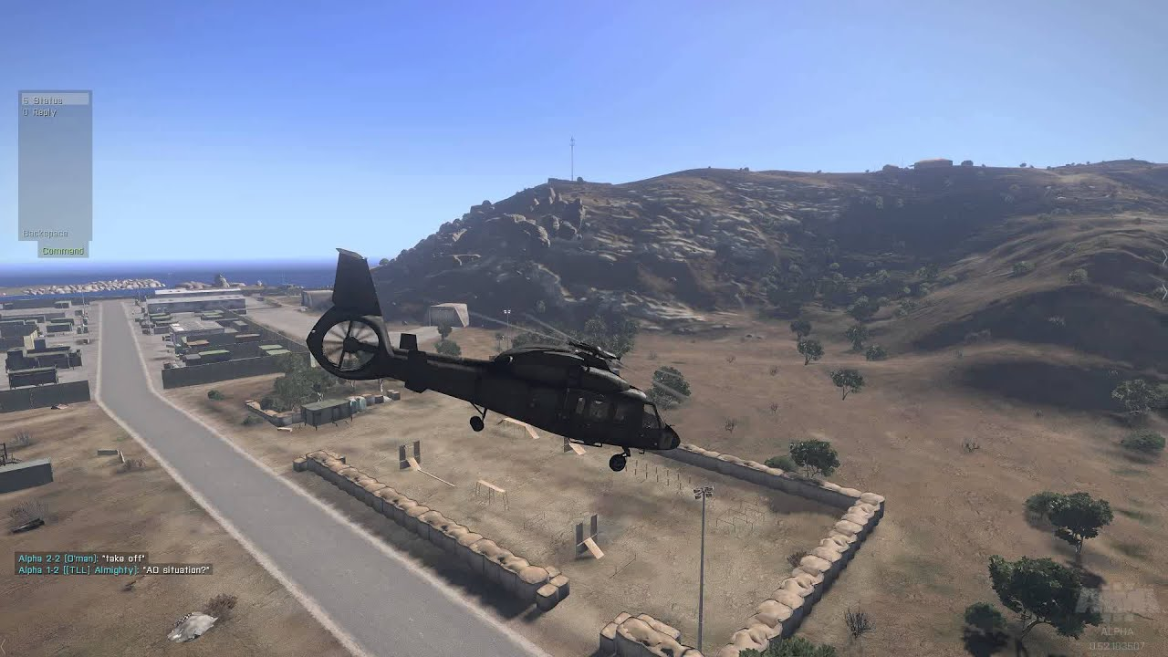 Arma 3 Elicottero : Arma alpha helicopter bug multiplayer bugs series
