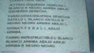 CLAVES PARA SAN ANDREAS DE XBOX 1/3