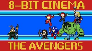 The Avengers - 8-Bit Cinema