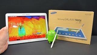 รีวิวแกะกล่อง Samsung Galaxy Note 10.1 (2014 Edition)