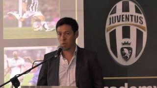 Academia de F�tbol Juventus abre sus puertas en Guatemala