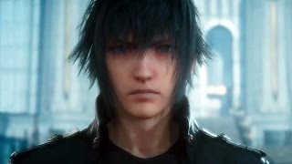 FINAL FANTASY XV Cinematic Trailer [TGS 2015]