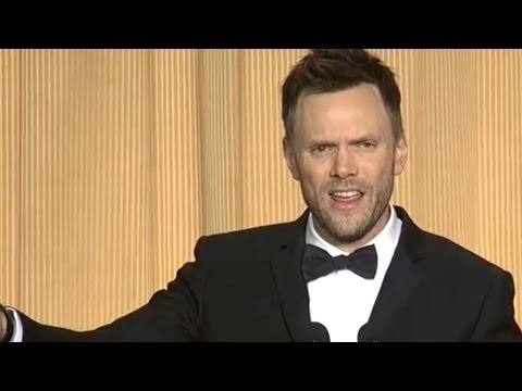 Joel McHale On
