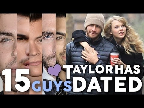 15 Guys Taylor Swift Has