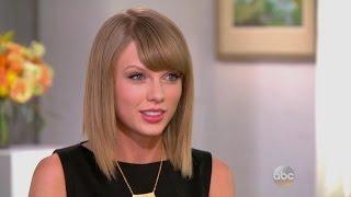 Taylor Swift Barbra Walters Interview | Barbra Walters Most Facinating People | ABC News