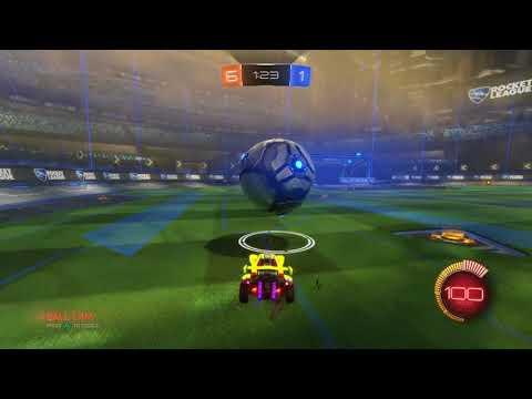 Rocket League®     1v1 Competetive #Skills