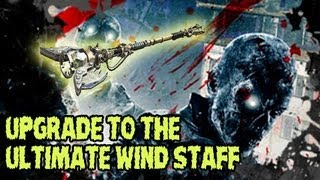 Zombie Origins How To Upgrade The Wind Staff