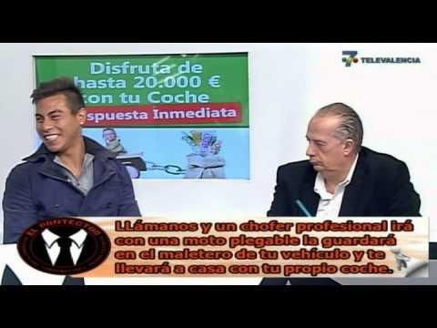 Entrevista completa de Julio Insa a Eduardo Vargas (DJI) (06-02-2014) (Vídeo) (Valencia CF)