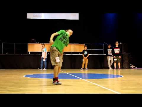Arnas ? - Hip Hop Solo Male Juniors - World Hip Hop Cup 2014