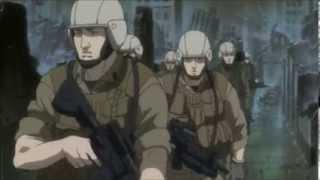 Ghost In The Shell- Sniper Scene (Saito)