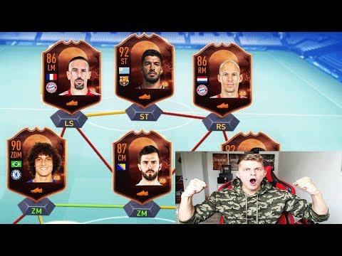 FIFA 19: Diese Spieler müssten eine HALLOWEEN Scream KARTE bekommen! - Fut Draft Ultimate Team