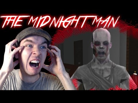 Midnight Man | FECKIN JUMPSCARES | Indie Horror Game | Commentary/Face cam reaction