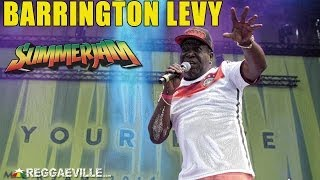 Barrington Levy @ SummerJam 2014