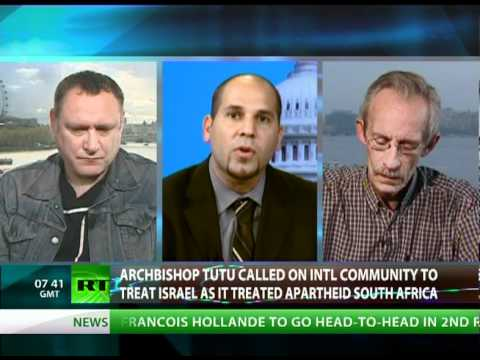 CrossTalk on BDS: Sanctioning Israel (ft. Gilad Atzmon)