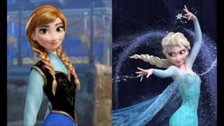 Let It Go Frozen ''Karlar Ülkesi'' Türkçe Dublaj