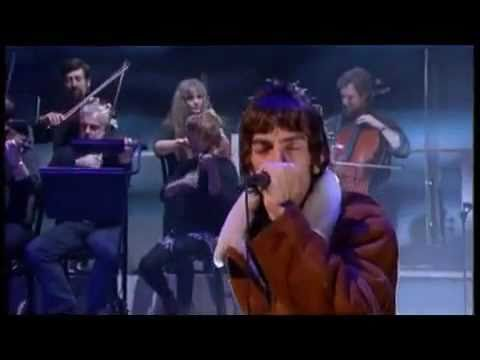 "The Verve: Bitter Sweet Symphony ""live"" BBC Television"