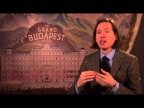 The Grand Budapest Hotel: Director Wes Anderson Official Movie Interview