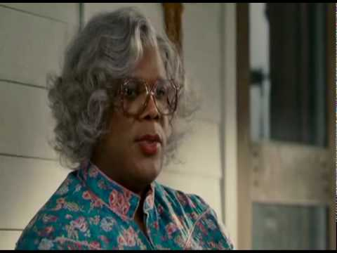 Tyler Perry - I can do bad all by myself.