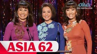 Asia 62 Full Show | Anh Bằng, Một Đời Cho Âm Nhạc | Trọn Bộ HD