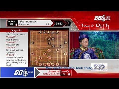 Trạng cờ Quý Tỵ: Vòng 1 - Thanh Tân Vs Minh Trí | VTC