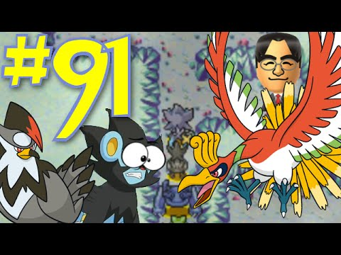 Pokémon Mystery Dungeon: Explorers of Sky - Episode 91