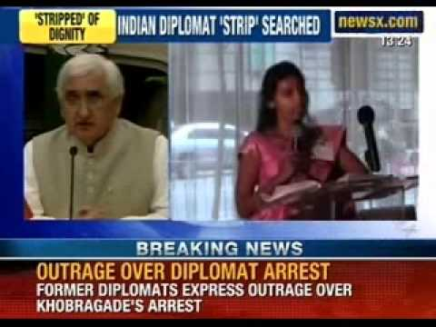 NewsX: Indian diplomat Devyani Khobragade was strip searched