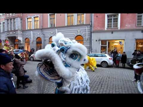 Chinese New Year 2014 Parade - Helsinki, Finland