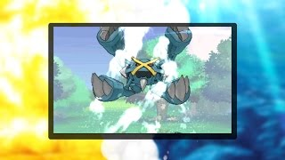 Mega Metagross Joins The Fight In Pokémon Omega Ruby And