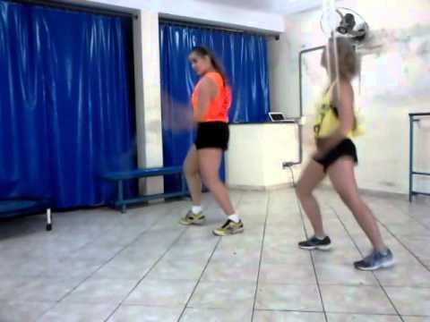 Coreografia Mocinho ou Bandido - Mc Sapão