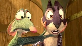 """Dynamite"" THE NUT JOB Movie Clip # 2"