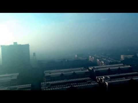 smog after fireworks (Jan 1 2014)