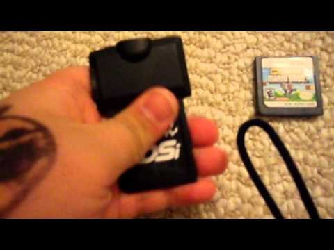How to fix a action replay dsi red screen