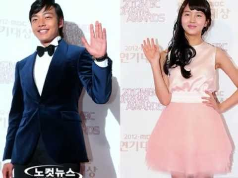 So Hyun X Jin Goo cute Moments at |2|230 Dr@m@ @w@rds show