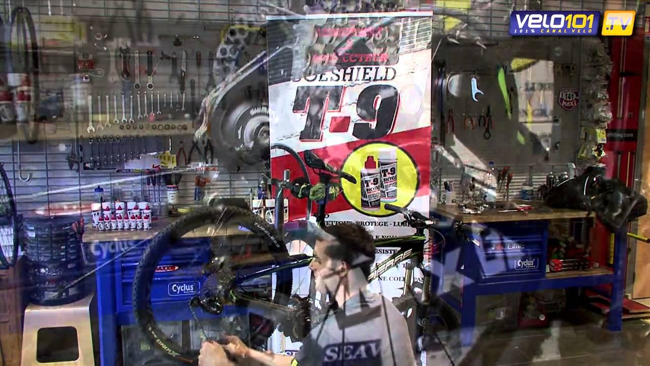 Lubrifiant Vélo T9   Leçon de mécanique   Changer sa chaîne