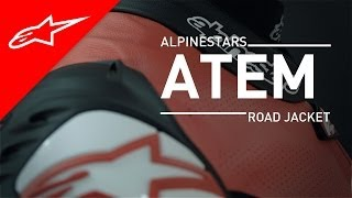 Alpinestars Atem Deri Ceket