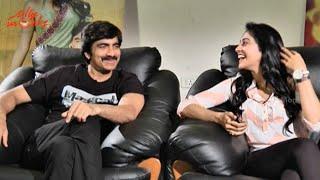 Ravi Teja And Regina Cassandra Special Interview - Exclusive - Power Movie