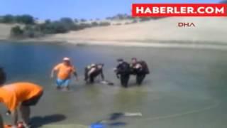 Barajda Boğulan Asker Adayı Gencin Cesedi Çıkarıldı